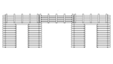 3x8,2m pariliiterin runko